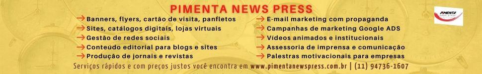 Pimenta News Press - serviços